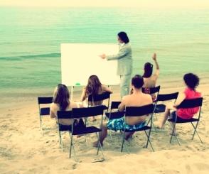 beach-classroom